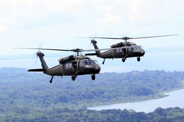 Dois esquadrões da FAB utilizam o helicóptero em suas missões