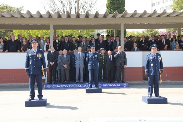 Solenidade de transferência de cargo ocorreu na sede da Organização Militar em SP