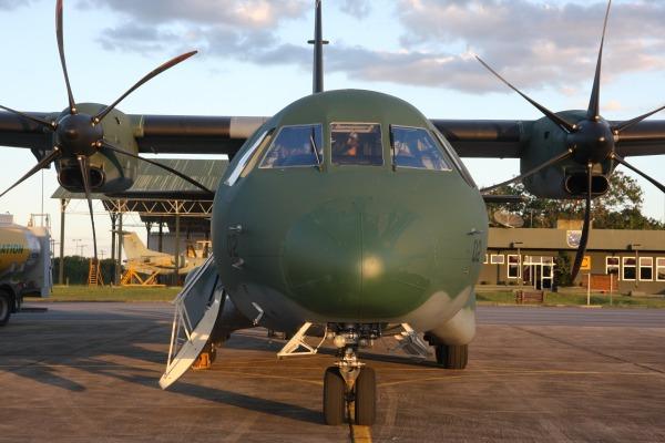 Esquadrões Arara e Onça participam de treinamento em Anápolis