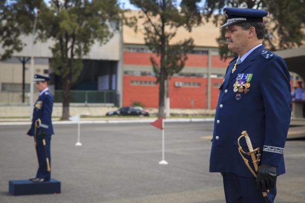 Major-Brigadeiro Mesquita é o novo comandante do VI COMAR