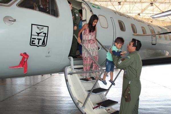 BAMN recebeu visita de cerca de 10 crianças   Sargento Careilson