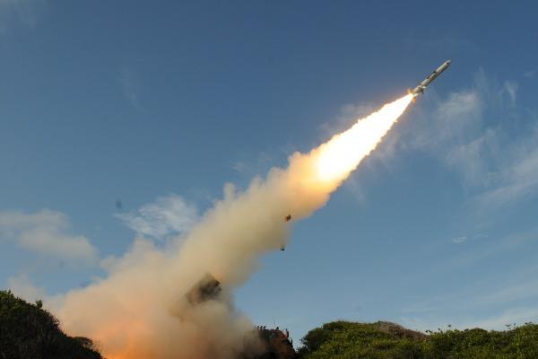 Lançamento do Míssil AV-TM 300  CLBI
