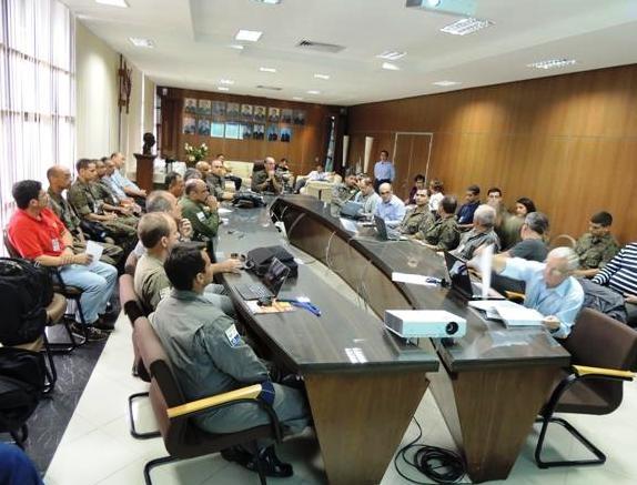 Especialistas debatem Operação Rio Verde, prevista para 2º semestre, que lançará VSB-30 com experimentos científicos