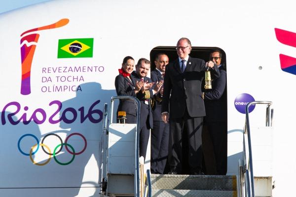 Aeronave comercial pousou às 7h25 no aeroporto JK em Brasília