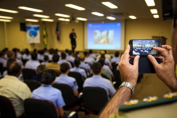 Curso de Comunicação Social reúne 73 civis e militares das Forças Armadas