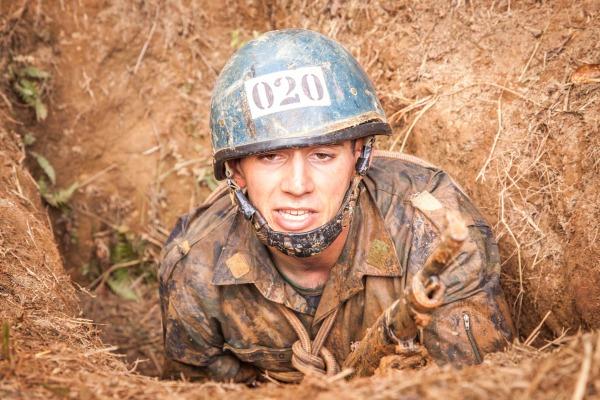 O acampamento, conhecido no jargão militar como exercício de campanha, acontece em Barbacena (MG) até amanhã (13/05)
