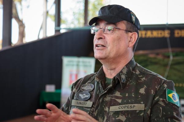 Exercicio conjunto das operações especiais realizados no Brasil