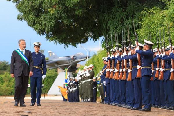 Agência Força Aérea/Sargento Johnson