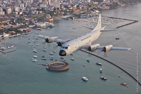 São três os esquadrões da Aviação de Patrulha na FAB
