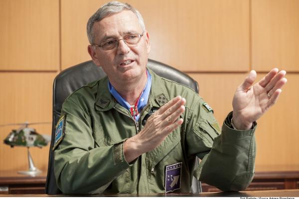 Tenente-Brigadeiro Rossato ressalta que a Força Aérea Brasileira será diferente a partir de 2019