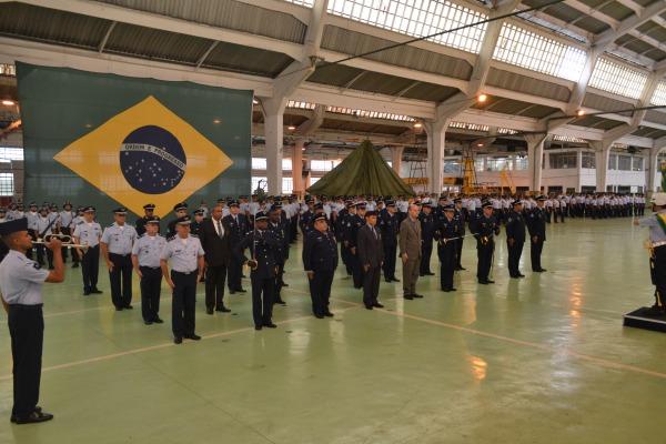 Unidade é responsável pela manutenção dos caças de primeira linha da FAB e trabalhará com os Gripen NG