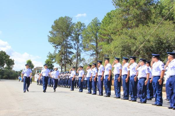 Uma das missões da unidade é realizar a gestão da função logística de manutenção de aeronaves