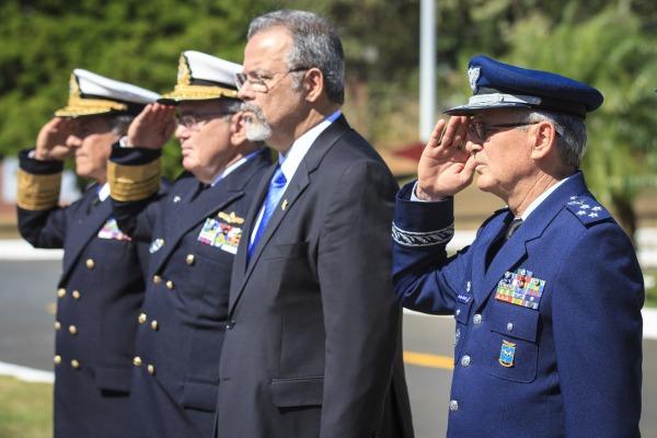 Cerimônia ocorreu no Grupamento de Fuzileiros Navais de Brasília