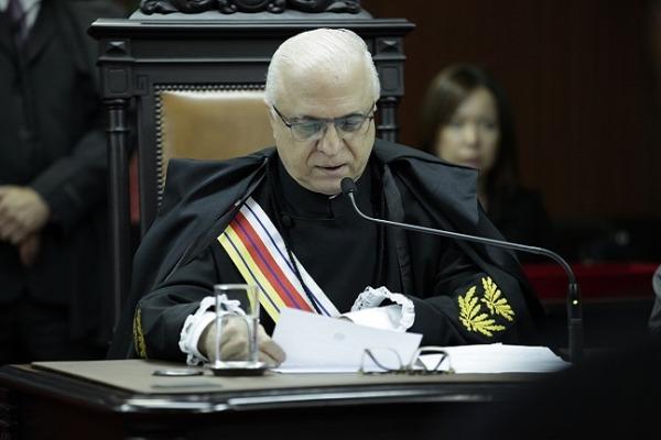 Magistrado ocupa uma das cinco vagas destinadas a ministros civis