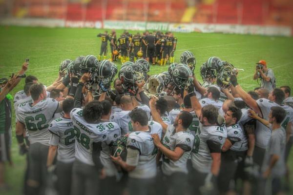 O time formado por sete militares da BASM vai disputar a final do campeonato gaúcho