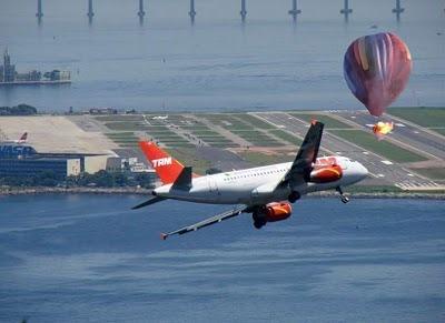 Aeroportos de São Paulo, Rio de Janeiro e Curitiba registraram maior número de ocorrências em 2015, segundo CENIPA