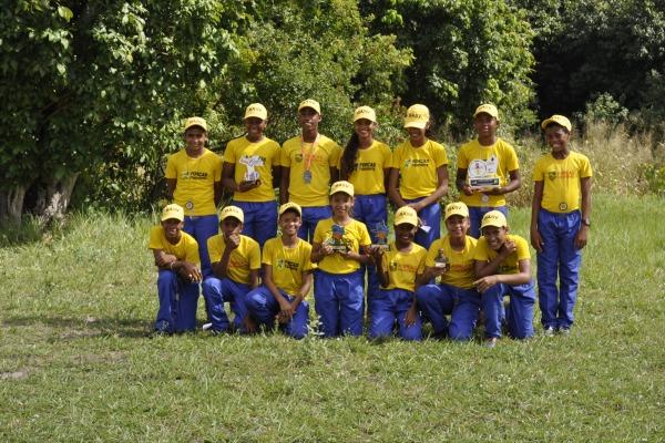 Entre 40 participantes, oito classificações foram dos integrantes do Progama Forças no Esporte