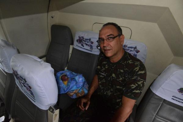 Traslado foi realizado de Tabatinga para Manaus