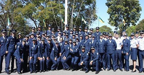 Militares integram quadro de graduados temporários da Aeronáutica