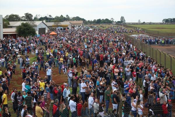 Público nos dois eventos superou expectativa dos organizadores