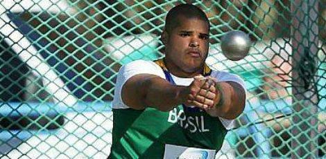 Além do índice olímpico, o Sargento Domingos estabeleceu novo recorde sul-americano da modalidade