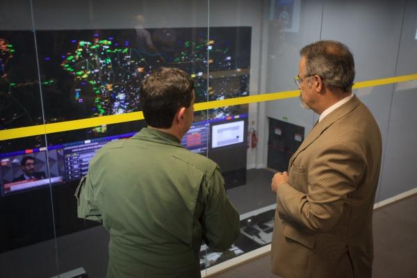 CINDACTA I e COMDABRA estão envolvidos no gerenciamento do espaço aéreo e na interceptação de aeronaves em voos irregulares