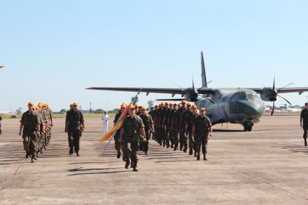Na ocasião, também foram inauguradas as novas instalações do Esquadrão Pelicano e um monumento em homenagem à Busca e Salvamento
