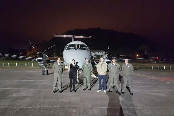 As últimas missões foram realizadas nas regiões Sul e Sudeste