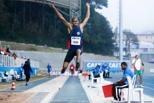 Dois atletas se classificaram durante o Trofeu Brasil de Atletismo em São Paulo