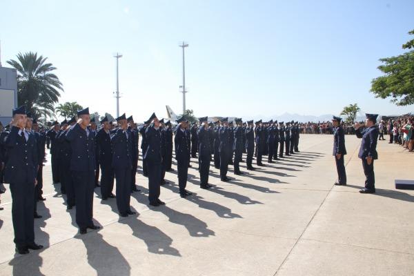 Os militares atuarão na segurança e defesa das unidades FAB