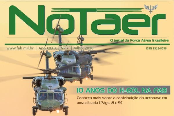 Publicação também apresenta os atletas olímpicos da FAB e os Grandes Comandos previstos na reestruturação