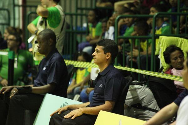 Suboficial Armando e Sargento Marcelo estarão nas quadras dos Jogos Olímpicos