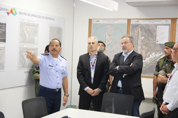 A partir deste domingo (24), infantaria da FAB vai atuar dentro e no entorno do principal aeroporto carioca