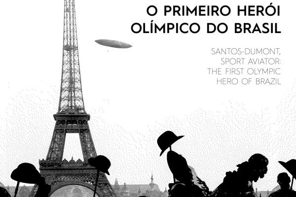 Em livro, pesquisador conta detalhes da outorga do diploma olímpico ao inventor brasileiro. No início do século XX, aviação era considerada esporte