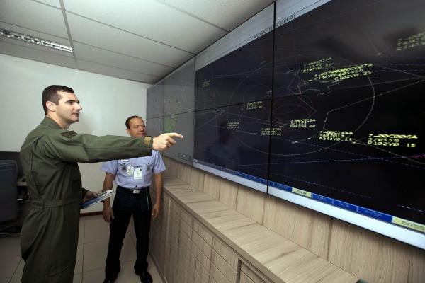 Sala Master de Comando e Controle
