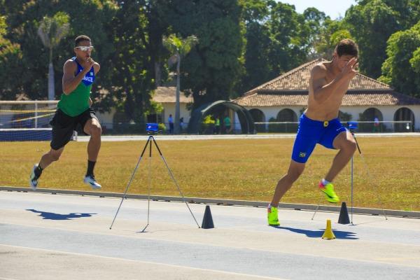 Infraestrutura de pistas, piscinas e quadras também são utilizadas por atletas estrangeiros