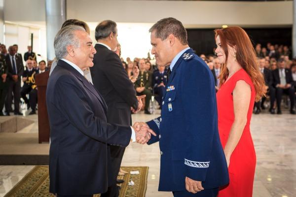Michel Temer destacou a atuação das Forças Armadas nos Jogos Olímpicos