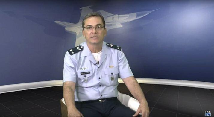 Em entrevista, o coordenador da Sala Master de Comando e Controle de tráfego aéreo detalha operações durante os Jogos Olímpicos