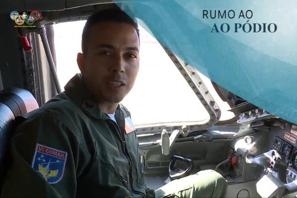 Dos 465 atletas brasileiros, 30% são militares das Forças Armadas