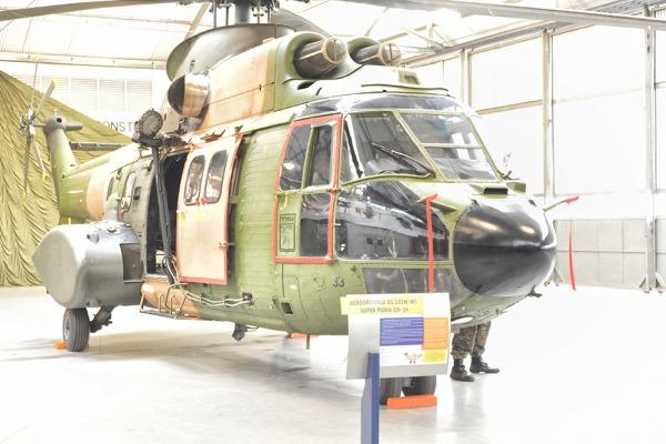 O helicóptero atuou em missões importantes para o Brasil, como transportes de Papas e apoio a desastres naturais