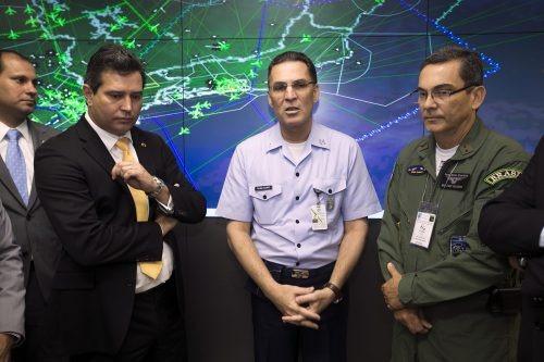 Sala foi ativada no dia 20 de julho no Centro de Gerenciamento da Navegação Aérea (CGNA)