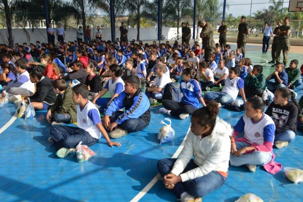Em dois anos, mais de mil jovens e adolescentes participaram do projeto