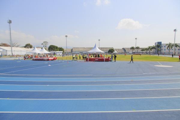 Pista de atletismo do Centro Olímpico da Aeronáutica