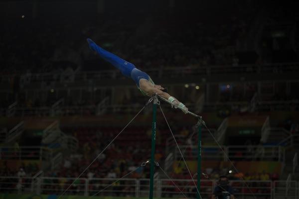 Sargento Nory disputa medalha na prova individual geral