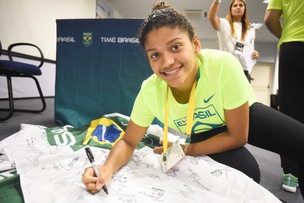 Confira a agenda de competições dos atletas da FAB desta quinta-feira (10/09)