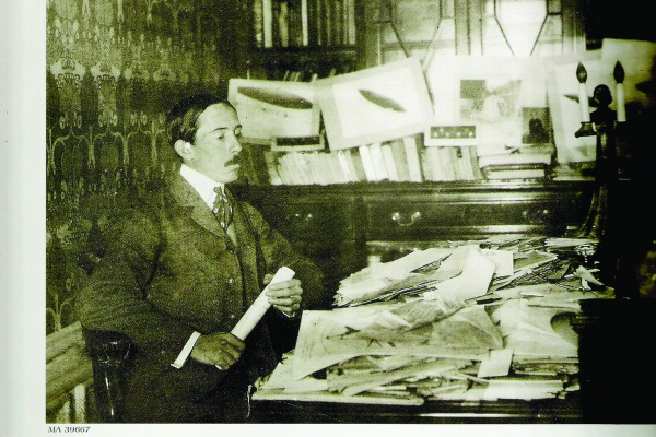 O brasileiro foi um dos homens mais prestigiados de Paris no início do século XX