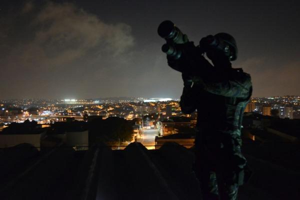 Militares passaram por treinamentos nos últimos seis meses para cumprir a missão
