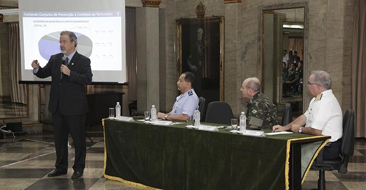 Dados constam das estatísticas do ministério da Defesa apresentadas nesta segunda-feira (22/08)