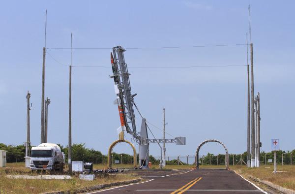 Lançamento de VSB-30 está previsto para novembro em Alcântara (MA)