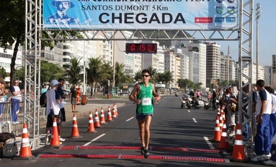 Evento acontece no dia 30 de outubro e terá trajeto de 5km no Campo dos Afonsos